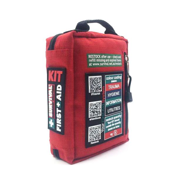 Vacío Bolsa De botiquín de Primeros Auxilios Bolsa de Médicos Sin Contenido de Primeros Auxilios Kit de Supervivencia en la naturaleza Al Aire Libre Para Acampar de Emergencia Kits Bolsas
