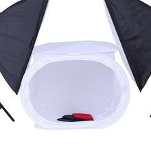 40X40CM Folding Photo Studio Shooting Tent Softbox Photography Soft box kits Photo Light Tent+Portable Bag+4 Backdrops