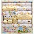 Сгущать хлопок детская одежда Новорожденный подарочные коробки зима комплекты белья детские новорожденных детские товары для новорожденных девочек мальчиков jhkaz