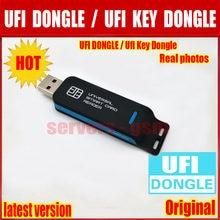 Mais recente versão internacional 100% original ufi dongle/ufi dongle trabalho com caixa ufi