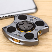 2017 Hot EDC Fidget Spinner Multifunctional Decompression EDC Cube Hand Spinner Stress Relief Finger Spinner Toys for ADHD