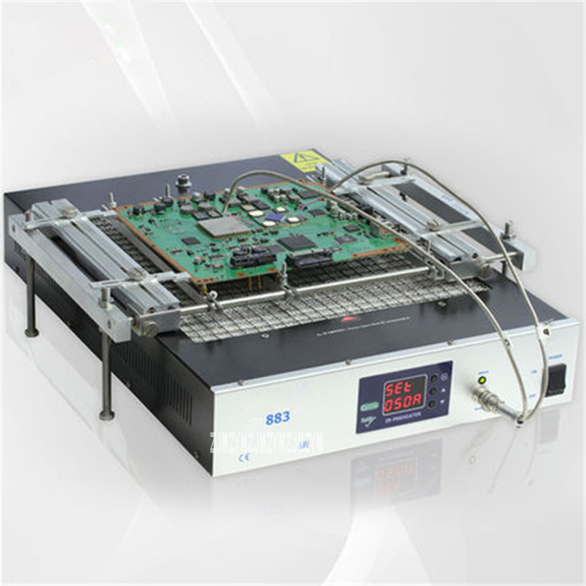 High Power 883 Preheating Station Constant Temperature PCB Preheat And Desoldering  Preheating Station 110V/220V 1500W 310*310MM