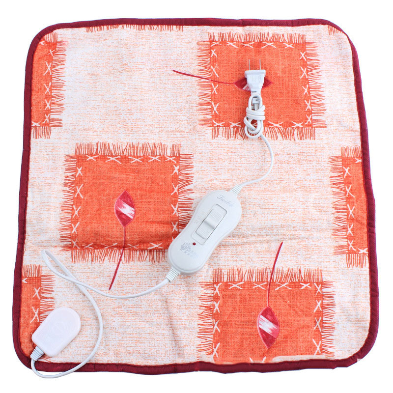 1 PCS High Quality Pet Puppy Kitten Electric Heat Pad Dog Cat Bunny Heater Mat Blanket Bed 20W 220V~50HZ 40*40cm Color in Random