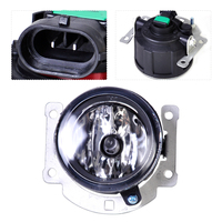 CITALL 1pc Left or Right Front Fog lamp Light Fit for Mitsubishi ASX Outlander Sport RVR 8321A467 SL870 1