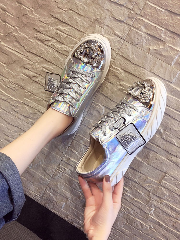 2019 new womens shoes rhinestone single shoes womens belt with wild casual flat bottom shoes2019 new womens shoes rhinestone single shoes womens belt with wild casual flat bottom shoes