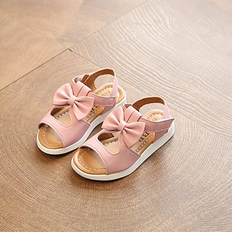 2017 nieuwe zomer baby meisje schoenen peuter kinderen meisjes - Kinderschoenen - Foto 2