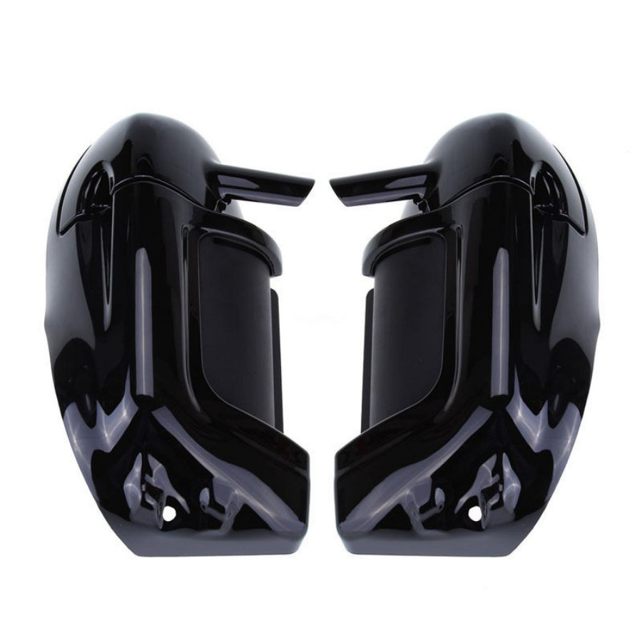 Painted Leg Fairing Lower Vented For Harley Touring Road King Electra Glide FLHR