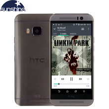"""Original HTC One M9 Mobile Phone 4G LTE 1920*1080 5.0"""" Android Phone Snapdragon 810 Octa Core 3GB/32GB 20MP Refurbished Phone"""