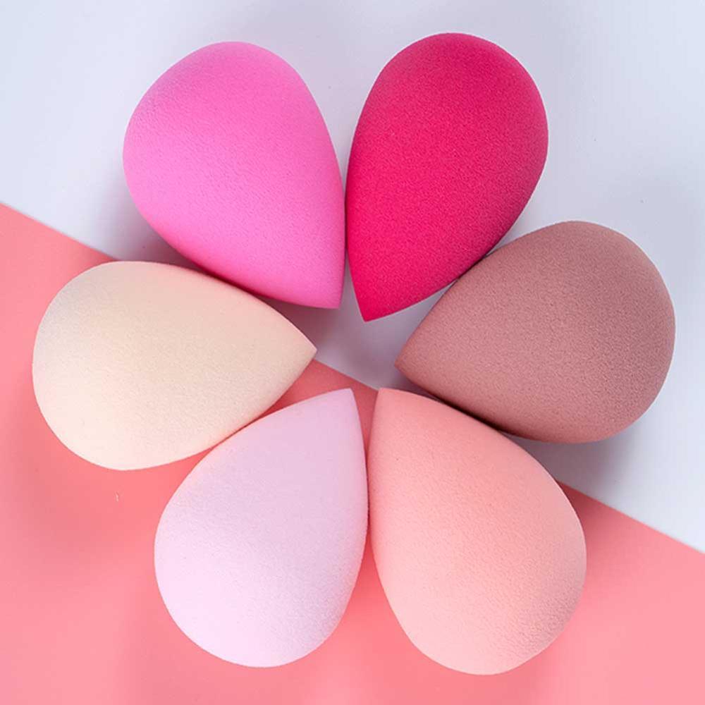 Makeup Sponge Professional Cosmetic Puff For Foundation Concealer Cream Make Up Blender Soft Water Sponge Wholesale p34