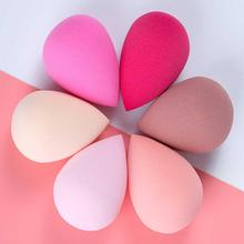 Спонж для макияжа, профессиональная косметическая пуховка для тонального крема, консилер для макияжа, блендер, мягкая водная губка,, p34