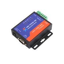Usr-tcp232-306 Ethernet Конвертеры RS422/RS232/RS485 serial к Ethernet Поддержка DNS DHCP построено в веб-страницы q19486