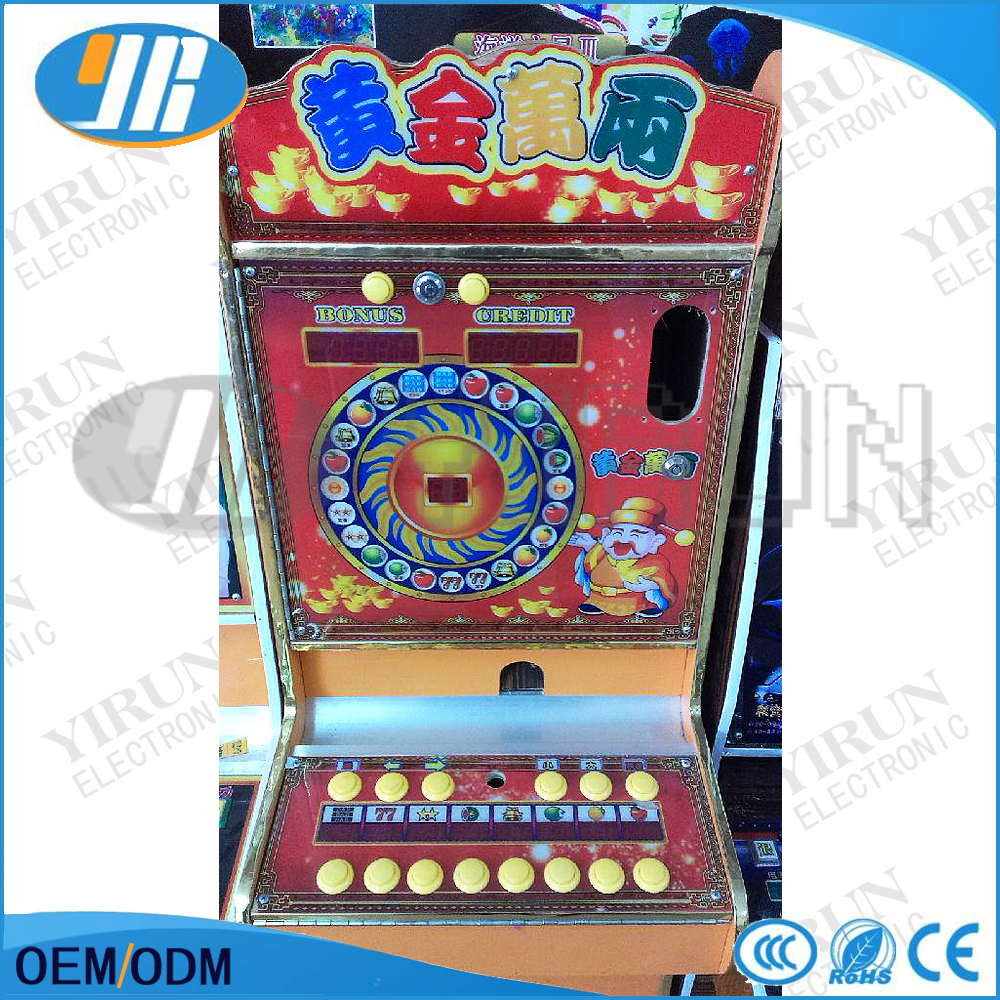 Сенсорные игровые автоматы