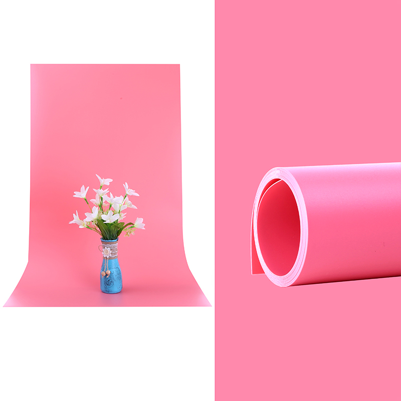 Photo Studio Essential Equipment Dual sided Matte Anti wrinkle Photography Backdrop Board PVC Material Photography Accessories in Background from Consumer Electronics