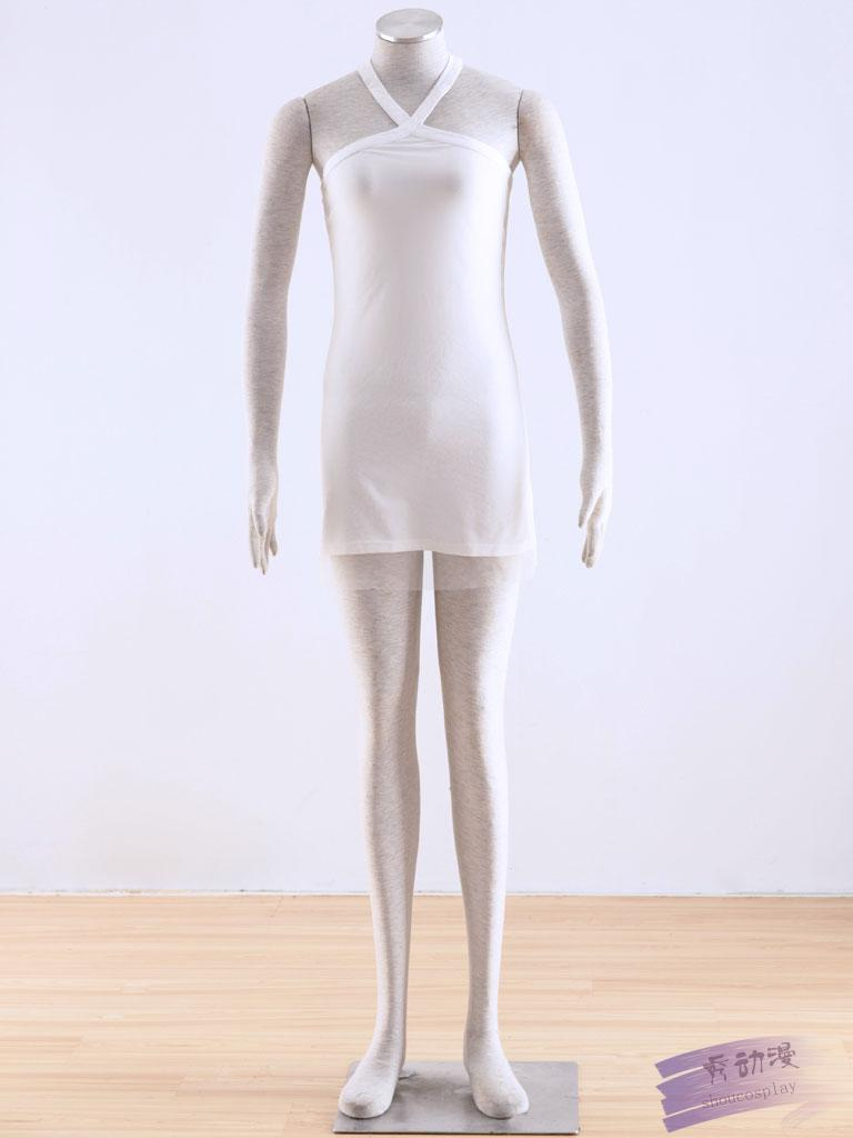 Final Fantasy VIII Rinoa Heartilly White Party Dress Cosplay Costume