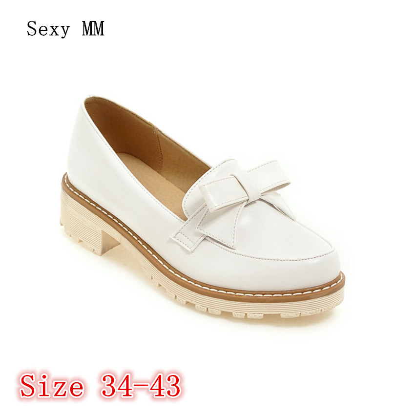 Campus Student Slip On Shoes Women Oxfords Shoes Loafers Flats Woman Casual Flat Shoes High Quality Plus Size 34 - 40 41 42 43 akexiya casual women loafers platform breathable slip on flats shoes woman floral lace ladies flat canvas shoes size plus 35 43