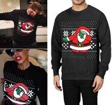 ZOGAA Autumn new Sweatshirts men Round neck thickening streetwear 4 colors Santa Claus men sweatshirts size plus 3XL sweatshirt plus size christmas kind santa claus sweatshirt