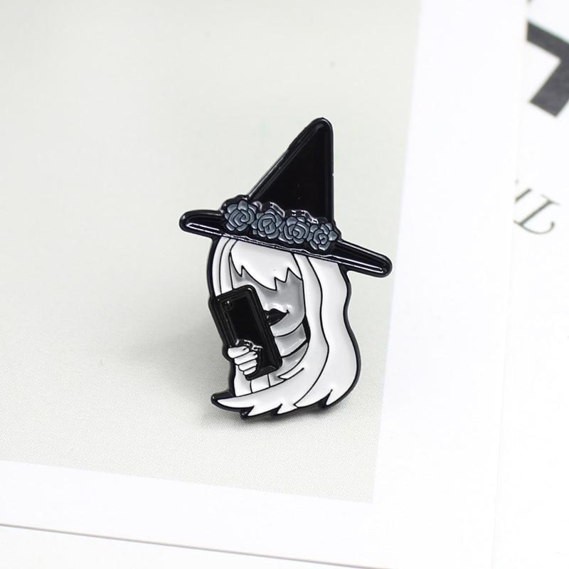 胸针女巫8