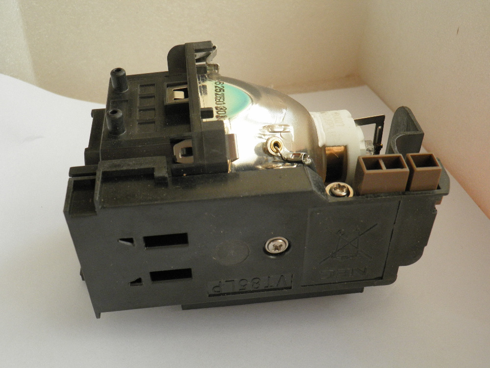 original  Projector Lamp with Housing For NEC VT490 VT491 VT580 VT590 VT595 VT695 VT495 CANON LV-7250 LV-7260 XimLamps VT85LP монитор nec 30 multisync pa302w sv2 pa302w sv2