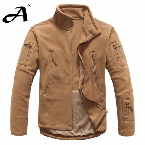 mens clothing autumn winter fleece army jacket softshell clothing for men softshell military style jackets Islamabad