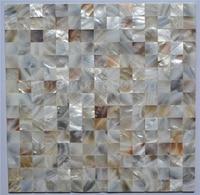 LSBK02 Shell Mosaic Tiles Mother Of Pearl Mosaic Tiles Kitchen Backsplash Tiles Bathroom Mosaic Tile