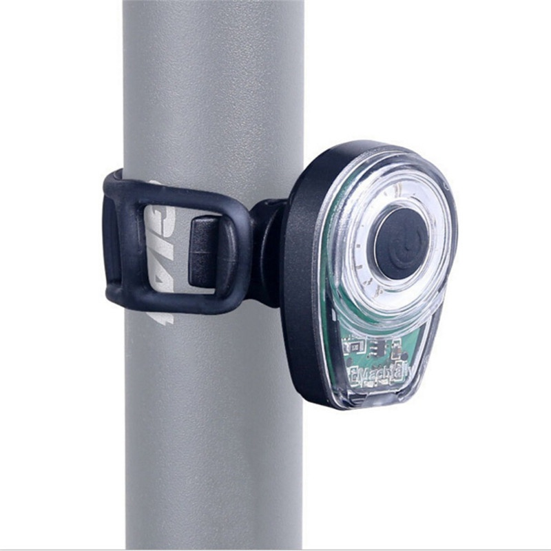 Bike Light Set USB Rechargeable Headlight Bicycle Rear Tail Taillight USB Charge Lamp Safety Warning Tail Lights