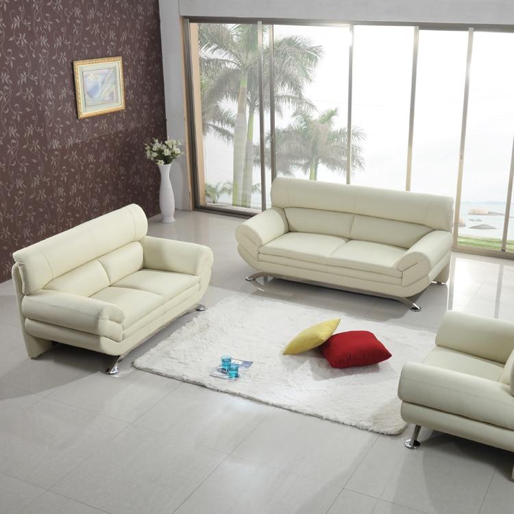 Sofa Set Style Modern Leather Sofa New Style Set: 2015 Living Room Furniture Antique Design Leisure Sofa
