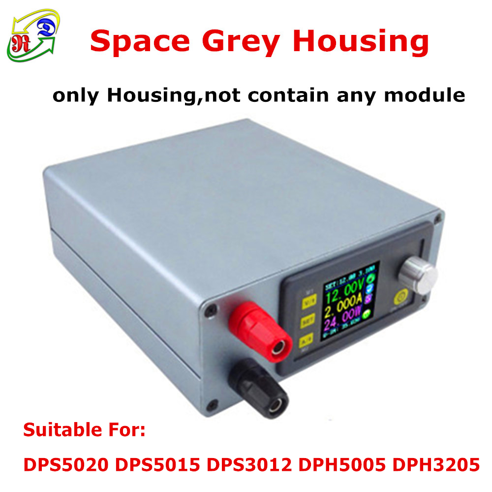 RD DPS5015 DPS3012 DPH3205 Power Supply housing Constant Voltage current casing digital control buck Voltage converter only box  ミラー 型 最新 駐車 監視 付き ドラレコ