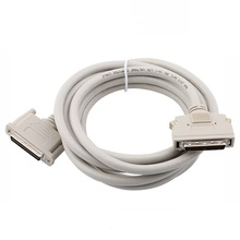 cnc dsp controller 0501 data cable 4 meters long, original 50 pin data communication cable(only cable)