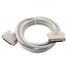 Cnc dsp contrôleur 0501 données câble 4 mètres de long, d'origine 50 broches data communication câble (seulement câble)