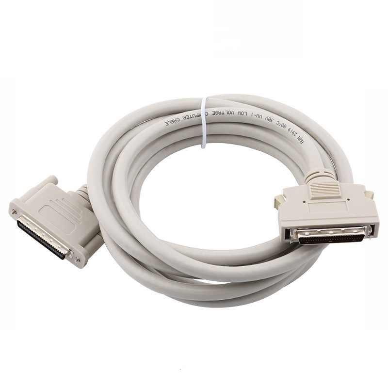 CNC dsp contrôleur 0501 câble de données de 4 mètres de long, câble de communication de données d'origine 50 broches (câble uniquement)