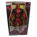 Deadpool Súper Guerrero 36 CM 1 unids/set Figura de Juguete En Caja