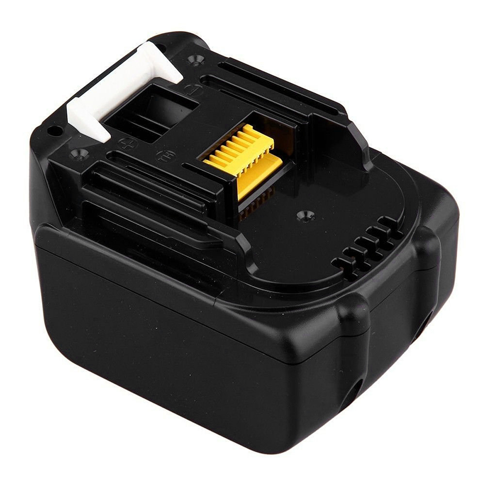 1 pc 14.4V 3000mAh Lithium-ion Battery For MAKITA BL1430 BL1415 BL1440 194066-1 194065-3 Electric Power Tool 14.4V 3.0A VHK09T10 power tool battery 18v 3000 mah lithium bl1830 for makita bl1830 18v 3 0a 194205 3 194309 1 electric power tool t0 05