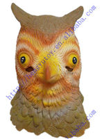 Celebrity Party Fancy Dress Ideal Classic Cosplay Latex Owl Mask