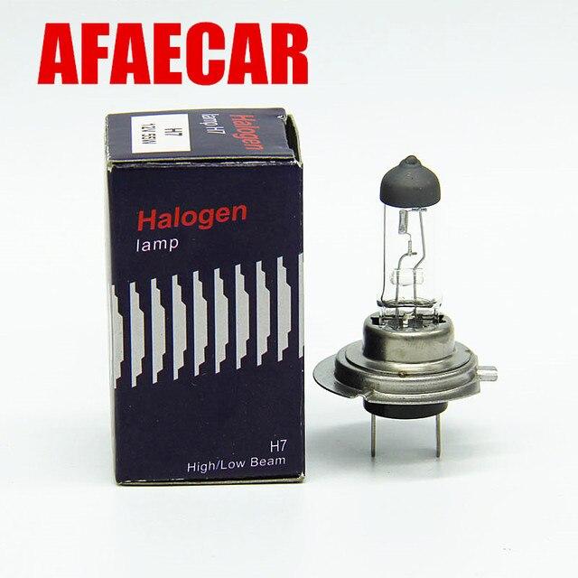 afaecar 10pcs car h7 55w 12v halogen bulb super bright light sourceafaecar 10pcs car h7 55w 12v halogen bulb super bright light source fog lamp