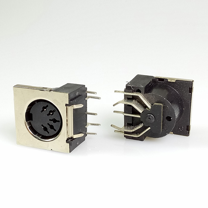 3pcs din connector 5 pin din female jack right angle panel mount 90 3pcs din connector 5 pin din female jack right angle panel mount 90 degree 5 pin female din adapter solder type jack chassis in connectors from home publicscrutiny Image collections