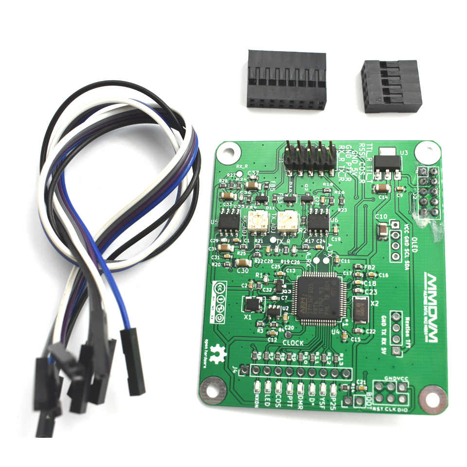 MMDVM DMR Repeater Open-Source Multi-Mode Digital Voice Modem for Raspberry  Pi A10-013