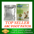 FREE SHIPPING 10 PCS PATCH 10 PCS PLASTER Original ABC detox foot patch