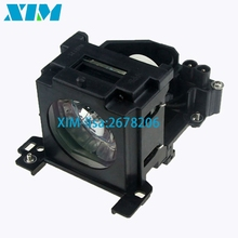 Free shipping  Compatible Projector Lamp with housing DT00751 for 3M X62,X62W,78-6969-9875-2 Projectors with 180days warranty