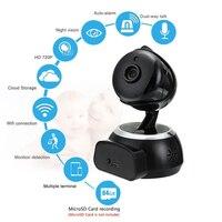 5 шт./лот HD умная сетевая камера ip камера WiFi детский монитор Мониторинг беспроводной камеры