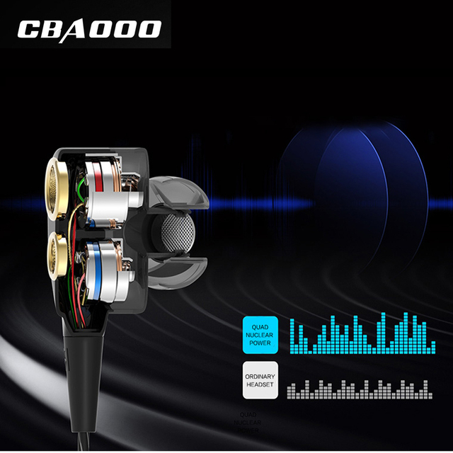 CBAOOO DT100 Bluetooth Earphone Wireless Headphone Sport Bluetooth Headset with Mic Bass Stereo Earbuds Noise reduction earpiece