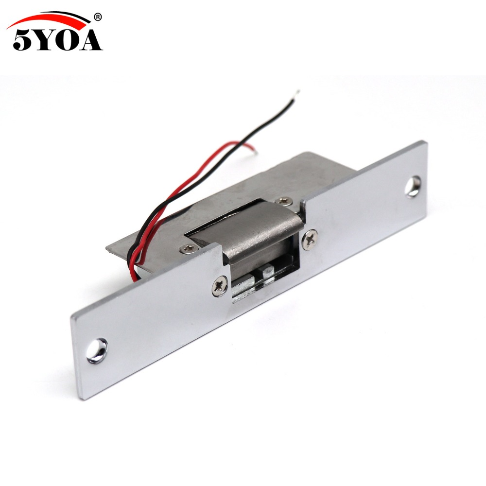 5YOA Electric Strike Door Lock Electronic For Access Control System New Fail-safe 5YOA Brand New StrikeL01