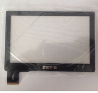 Original New 7 Tablet F WGJ70408 V2 Touch Screen Touch Panel Digitizer Glass Sensor Replacement Free