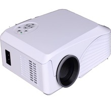 super bright led mini projector full hd 3d led short distance throw  projector projector led 1800 lumens