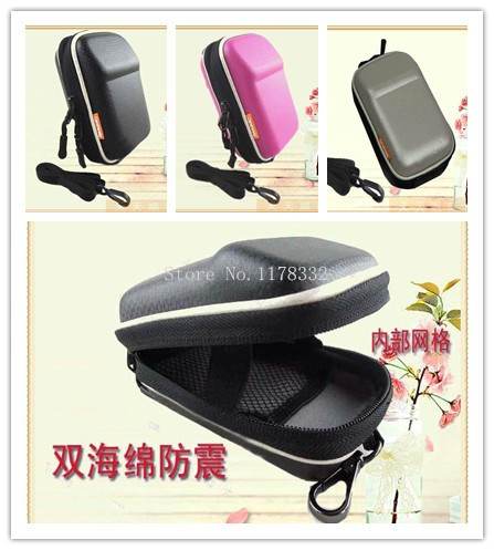 Waterproof Digital Camera Bag Case for Samsung Shoulder Strap for SONY for nikon for Canon G9X G7X G7XII SX720 SX710 SX700
