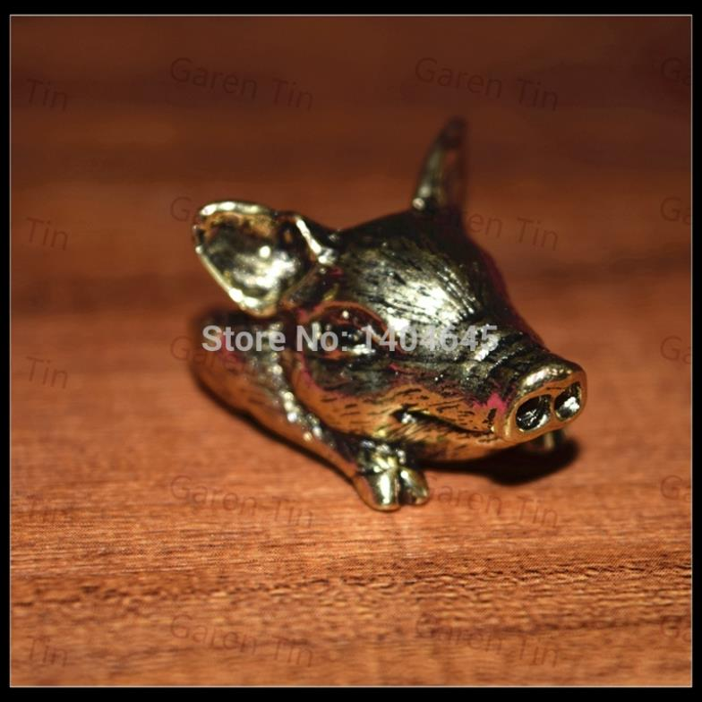Retro Antique Cute Peppa Pet Pig Ring Animal Rings Pig Charms Jewelry wholesale