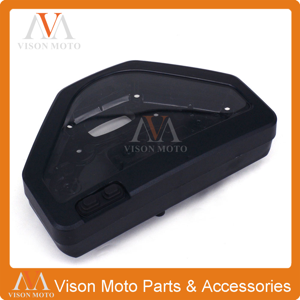 Speed Meter Clock Instrument Case Gauges Odometer Tachometer Housing Box Cover For HONDA CBR1000RR 2004 2005 2006 2007 motorcycle speedometer speedo meter gauge tachometer instrument case cover for 2004 2005 2006 2007 honda cbr1000rr cbr 1000 rr