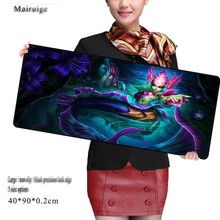 Mairuige Speed NO Locked Edge Pad Notbook Computer Mousepad High-end Gaming Padmouse Gamer To Large Keyboard Mouse Mats For LOL