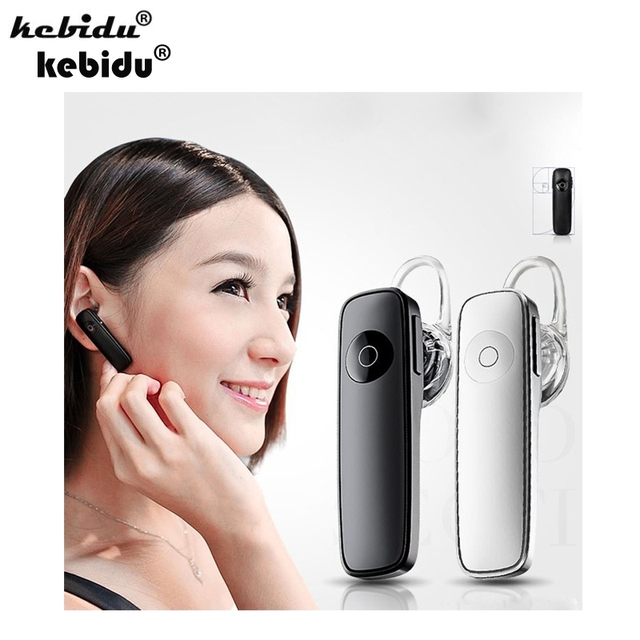 Headset headphone earphone with microphone For xiaomi For all phone  hot 1pcs 4.0 earphone wireless bluetooth Mini stereo