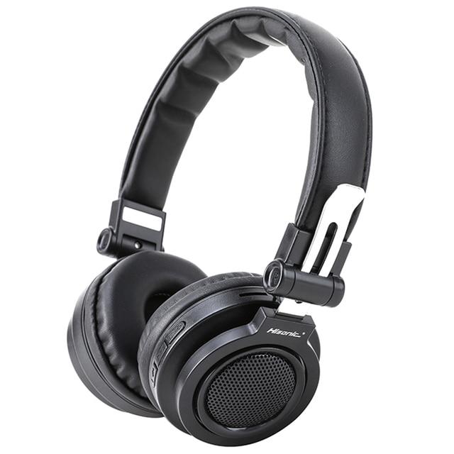 Hisonic Bluetooth гарнитура Беспроводные наушники стерео складные спортивные наушники микрофон гарнитура Bluetooth наушники