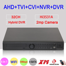 XM-Hisi Chip  32 Channels 4*Sata Port 1080P/1 house cameras